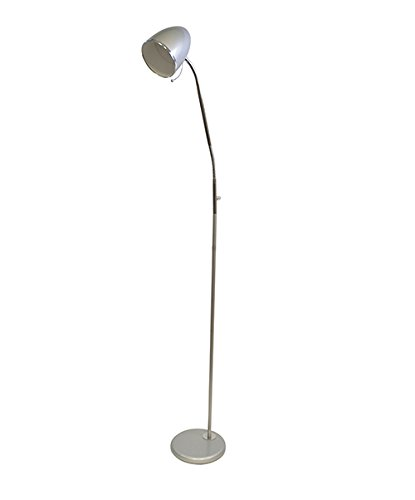 Price comparison product image Lloytron L5511 7W LED 'Santa Maria' Reading Floor Standing Lamp 157cm Height New
