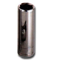 0.375 Drive Deep Socket (K Tool International KTI27213 3/8 Inch Drive Deep 6 Point Chrome Socket 13mm by K Tool International)