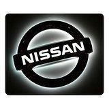 nissan-car-logo-rectangle-mouse-pad