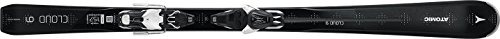 ATOMIC Damen All-Mountain Ski schwarz 150