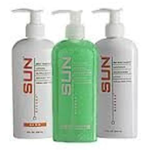 Sun Laboratories Tan Overnight Self Tanning Lotion Set by Sun Laboratories