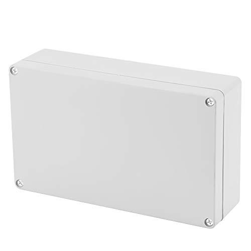 Caja conexiones prueba agua exteriores, 20x12x5.5cm