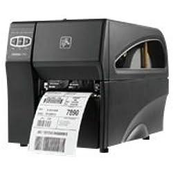 Zebra ZT220 Transferencia térmica 203 x 203DPI - Impresora de etiquetas (Transferencia térmica, 203 x 203 DPI, 152 mm/s, 10,4 cm, Paralelo, LAN inalámbrica, Alámbrico)