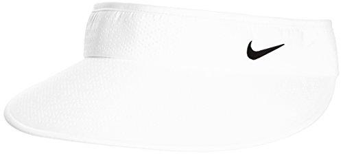 Nike Big Bill Visor 2.3 Golf-Cap für Damen, Einheitsgröße Einheitsgröße weiß
