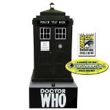 Doctor Who SDCC Exclusive 1st Doctor Original TARDIS Bobble Head Limited Edition