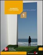 Portada del libro FILOSOFIA I CIUTADANIA 1. BATXILLERAT - 9788448161613