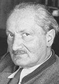Martin Heidegger: Was heißt Denken