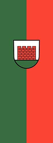 magFlags Drapeau Mauer | portrait flag | 6m² | 400x150cm