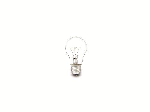 Spezial-Glühlampe, E27, 130 V/15 W, klar Glühlampe, AGL, E27, 130V/15W, klar