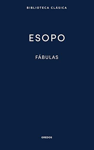 Fábulas (Biblioteca Clásica Gredos nº 6) eBook: Esopo ...
