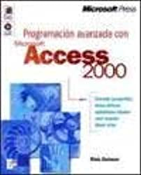 Programacion Avanzada Con Microsoft Access 2000