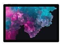 Microsoft Surface Pro 6 - Tablet (31,2 cm (12.3'), 2736 x 1824 Pixeles, 256 GB, 8 GB, Windows 10 Pro, Negro)