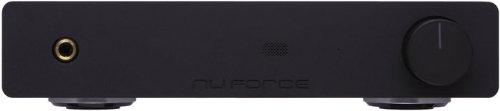 NuForce NF-UDH100 Wandler und Kopfhörerverstärker schwarz Video Distribution Amplifier