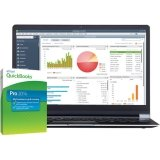 Intuit QuickBooks Pro - Software de análisis financiero (Windows XP SP2+, Vista, Windows 7 (32- / 64-bit)/Windows 8 (32-bit / 64-bit), ENG)
