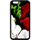 iPhone 6S Plus Coque, iPhone 6Plus Coque, Joli motif fleurs