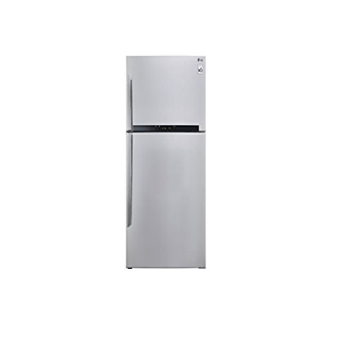 LG 606 L 3 Star Frost-Free Double Door Refrigerator (GR-M772HLHM, Shiny Steel)