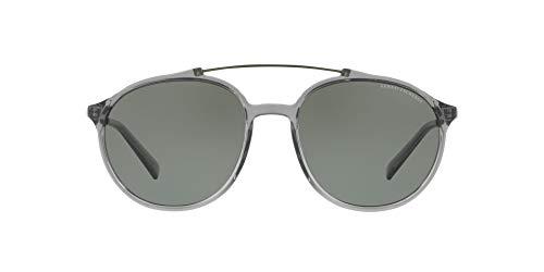 Armani Exchange Men's Sunglasses AX4069S 82439A 57mm