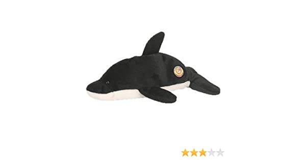 ec1e9b63995 Ty Beanie Babies Offical Club Splash Killer Whale  Amazon.co.uk  Toys    Games