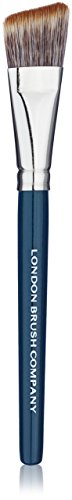 LONDON BRUSH COMPANY Pinceau de Maquillage nouVeau #18 Soft Oblique Contour