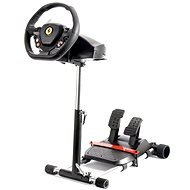 Master thrust F458 / F430 / RGT Logitech Driving Force GT / PRO / EX / FX V2 wheel stand pro black (Japan import / The package and the manual are written in Japanese)