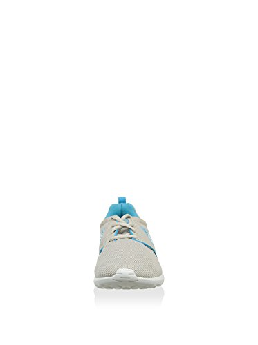 Le Coq Sportif Dynacomf W, Sneakers Basses Femme Gris (gray Morn/blue Atoll)