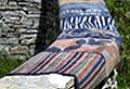 Wipe Your Paws Turtle mat cotton design 60 X 85cm 4