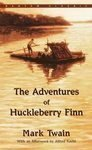 The Adventures of Huckleberry Finn (Bantam Classics) [Mass Market Paperback]
