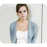 Emma Watson Tapis de souris personnalisé en forme de tapis de souris rectangulaire en 25x 20cm Gaming Mouse Pad/Tapis de