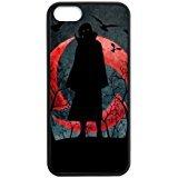 Personalized Protective Hard noir Phone Coque for Coque iphone 7 - Uzumaki Naruto...