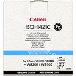 Canon BJ-W 8400 P - Original Canon 8368A001 / BCI-1421C / BJ-W8200 Cyan Tinte - 330 ml