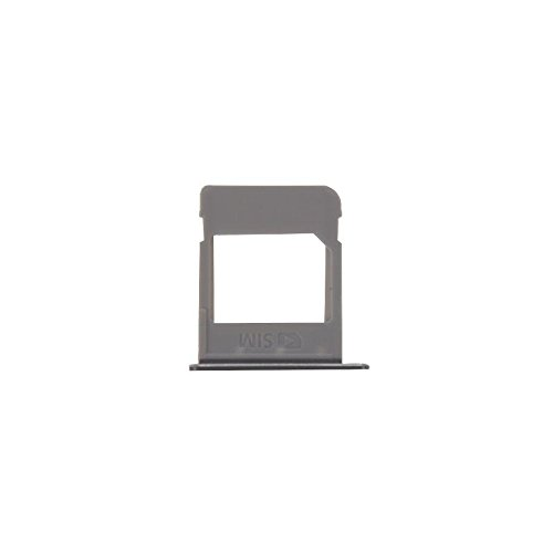 Kartensockel ersetzen SIM-Kartenfach für Galaxy Note 5 / N920 (Einzelne SIM-Karte) (Schwarz)