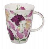 Roy Kirkham Fine Bone China Floral Sweet Pea Louise Style Mug by Roy Kirkham China Sweet Pea