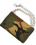 Para la práctica de zoom tipo cartera con cremallera bolsa de viaje cadena multicolor DPM