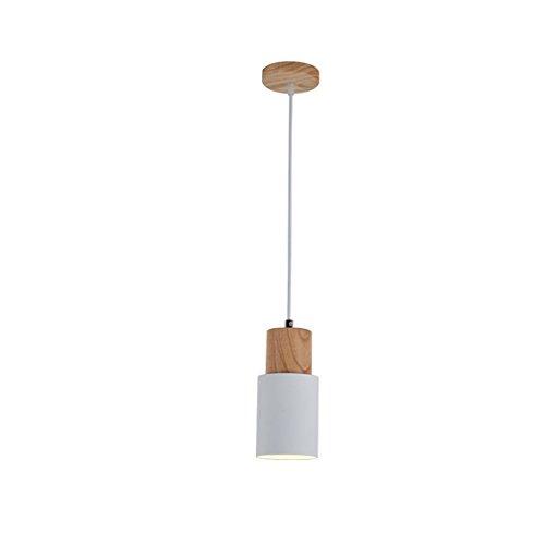 Schlafzimmer Kronleuchter, Restaurant Pendelleuchten, Counter Deckenleuchten, Nachttischlampen, Gang Flur Lichter (Color : White) (Counter-tisch-set)