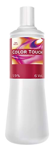 Wella Color Touch Intensiv-Emulsion 1,96 prozent, 1 L, 1er Pack, (1x 1 L) - Man Wie Make-up