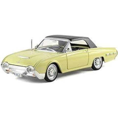 1962 Ford Thunderbird Yellow 1/32 by Arko Products 06201 by Arko