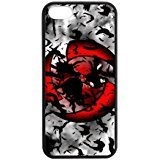 Personalized Protective Hard noir Phone Coque for Coque iphone 7 - Uzumaki Naruto -i7A224