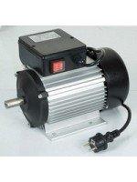 Motore elettrico 2 cv monofase 2800tr/min + interruttore -