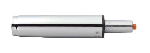 Duhome Gasdruckfeder Gasfeder Gas Lift Höhenverstellung für Stühle bis 180 kg Farbauswahl (25-32 cm, Chrom)