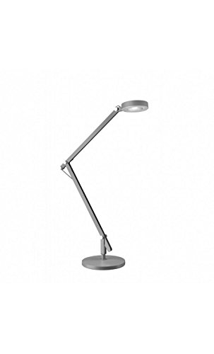 Sompex LED-Schreibtischleuchte 5 W Warm-blanc Sting 78915 gris