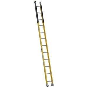 Alcantarilla escalera, 12ft. H, fibra de vidrio