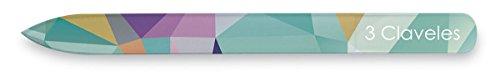 3 Claveles 80445 Lima Cristal de 14 cm