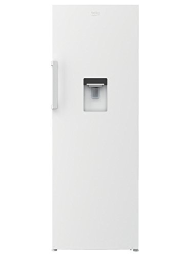 Beko LP1671DW Tall A+ Larder Fridge with Stored Water Dispenser in White Best Price and Cheapest