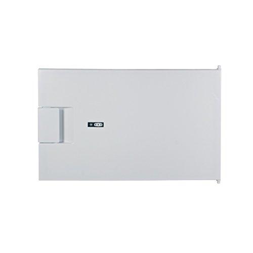 Bauknecht Whirlpool 481244079243 ORIGINAL Gefrierfachtür Frosterfachtür Klappe Tür Kühlschrank auch Indesit Hotpoint C00328339