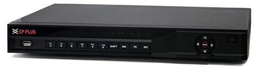 CP PLUS Netzwerk-Videorecorder (NVR) für IP Überwachungskameras, Kompatibel mit den wichtigsten Herstellern von IP-Kameras, Mobile App CMOB, CMS-Software KVMS Pro