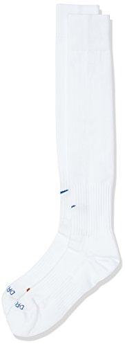 Nike - U NK Classic II Cush OTC - Chaussettes - Homme - Multicolore (tm white / black) - Taille: M