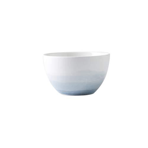 CJW Bol à soupe Nordic Creative Western - Vaisselle Série Alpine 4.5 à 6.5 pouces (Color : Gray, Taille : 12.1cm)