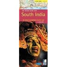 Rough Guide Map South India