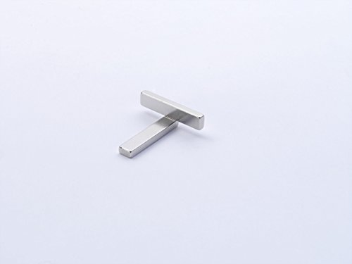 Supa-Mag 20x 6x 1,5mm barras de Neo (Scalextric imanes), brillan