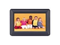 HANNS-G PA070 17,8 cm (7 Zoll) LCD Digital Photo Frame 480x234 150:1 150cd/m2 Memory Card Slot for SD-Card MMC MS MS Pro CF I Tft-lcd-memory-card-slot